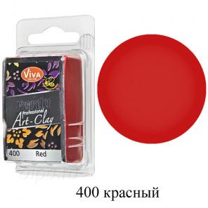 Красная Pardo Art Clay Полимерная глина пластика Viva Decor