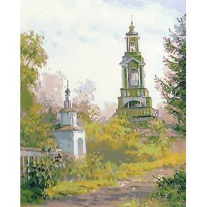 Церковь Раскраска картина по номерам на холсте GX27945