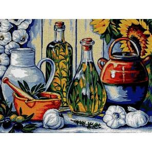 Прованский натюрморт Раскраска картина по номерам на холсте EX6090