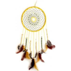 Желтый ловец снов Набор для творчества JC004
