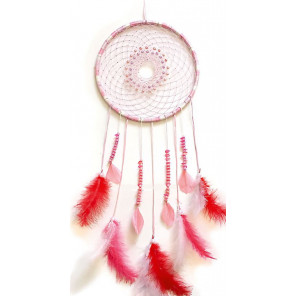 Розовый ловец снов Набор для творчества JC002