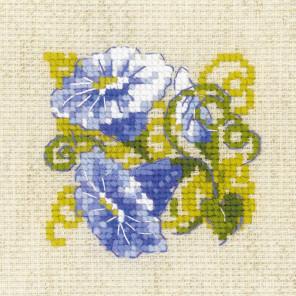 Вьюнок Набор для вышивания Риолис 1842