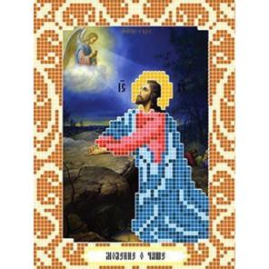 Моление о чаше Ткань для вышивания с нанесенным рисунком Божья коровка 0079