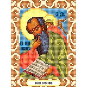 Иоанн Богослов Ткань для вышивания с нанесенным рисунком Божья коровка 0085