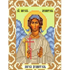 Ангел Хранитель Ткань для вышивания с нанесенным рисунком Божья коровка 0093