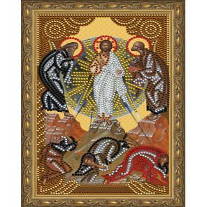 Вознесение Господне Картина 5D алмазная мозаика с нанесенной рамкой KM0184