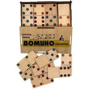 Классическое Домино игра развивающая 6201081