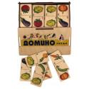 Овощи Домино игра развивающая 6201101