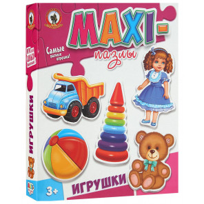 Игрушки MAXI-пазлы 2551