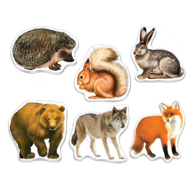 цен маленькие картинки лесных зверей виды растений защищают
