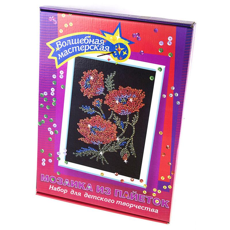 Картинки из пайеток с гвоздиками, днем рождения владимира
