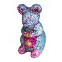 Мышка 3D Набор для декорирования фигуры пайетками 3D-02