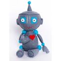 Малыш робот Набор для создания игрушки своими руками ПФД-1070