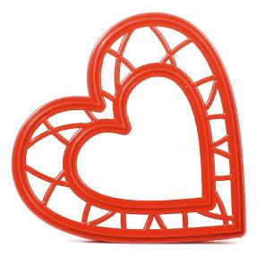 Сердечко Форма для печенья и пряников В33