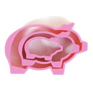 Свинка Набор форм для пряников и печенья В30