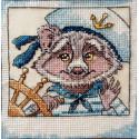 Морской волк Набор для вышивания Neocraft