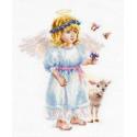 Светлый ангел Набор для вышивания Алиса