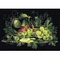 Натюрморт с лимоном Алмазная вышивка мозаика Риолис АМ0026