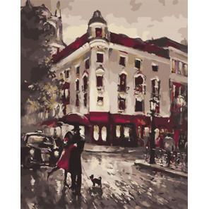 Вечернее свидание Раскраска картина по номерам на холсте Z-GX29479