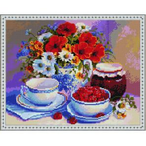 Варенье от бабушки Алмазная вышивка мозаика на подрамнике