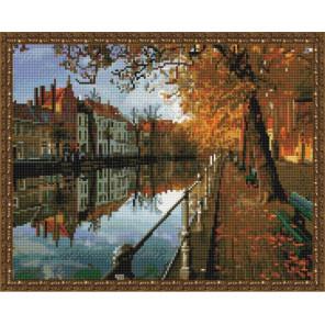 Чарующая осень Алмазная вышивка мозаика на подрамнике