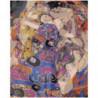 Густав Климт. The Virgin Раскраска картина по номерам на холсте
