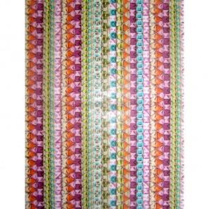 Тесьма из разноцветных лент Бумага для декопатча Decopatch