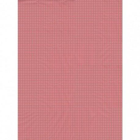 Мелкая серо-розовая геометрия Бумага для декопатча Decopatch