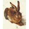 Заяц по мотивам Альбрехта Дюрера Раскраска картина по номерам Schipper (Германия)