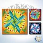 Мандала 006 Раскраска по номерам акриловыми красками на холсте Hobbart