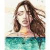 Воспоминания о море Раскраска картина по номерам на холсте