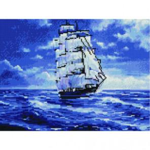 Дальнее плавание Алмазная мозаика вышивка Painting Diamond