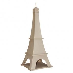 Эйфелева башня Заготовка гигант из папье-маше объемная Decopatch