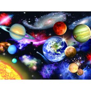 Планеты Солнечной системы Super 3D пазлы с эффектом трехмерного объемного изображения 10176