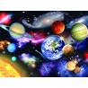 Планеты Солнечной системы Super 3D пазлы с эффектом трехмерного объемного изображения