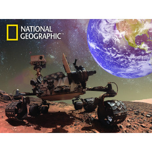 Марсоход Super 3D пазлы с эффектом трехмерного объемного изображения 10192