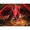 Драконье логово Super 3D пазлы с эффектом трехмерного объемного изображения