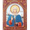 Святая Блаженная Ксения Петербургская Алмазная картина фигурными стразами
