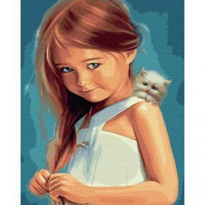 Чудо детки Раскраска картина по номерам на холсте