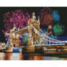 Салют в Лондоне Алмазная мозаика вышивка Painting Diamond