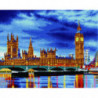 Пасмурный Лондон Алмазная мозаика вышивка Painting Diamond