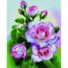 Кустовая роза Алмазная мозаика вышивка Painting Diamond