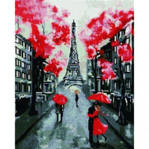 Черно-белый Париж Алмазная мозаика вышивка Painting Diamond
