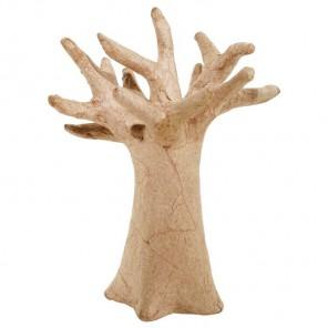 Дерево AP115 Заготовка мини из папье-маше объемная Decopatch