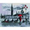 Прогулка по Венеции Алмазная мозаика вышивка Painting Diamond