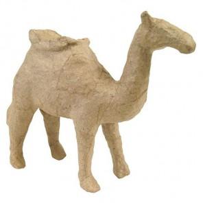 Верблюд Фигурка мини из папье-маше объемная Decopatch