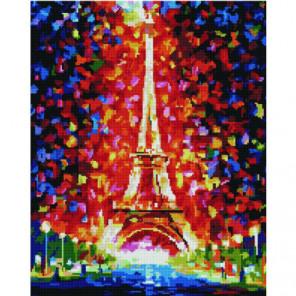 Эйфелева башня Алмазная мозаика вышивка Painting Diamond