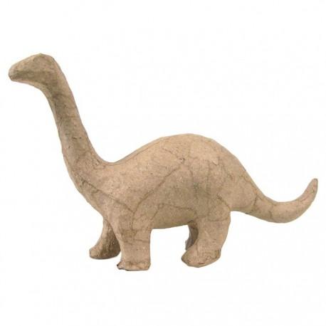 Динозавр Фигурка мини из папье-маше объемная Decopatch