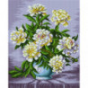 Белый букет Алмазная мозаика вышивка Painting Diamond