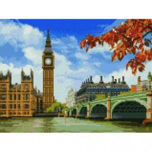 Лондонский мост Алмазная мозаика вышивка Painting Diamond